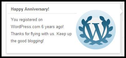 6 tahun lho