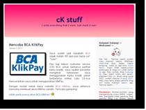 blog chika
