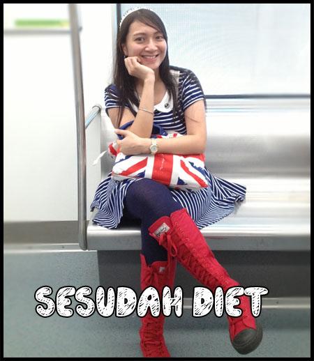 Sesudah diet
