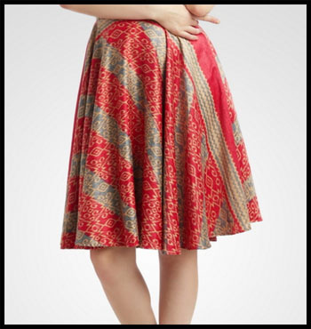 batique skirt