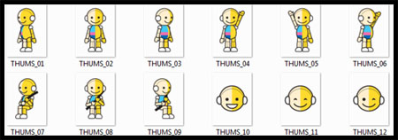 thums