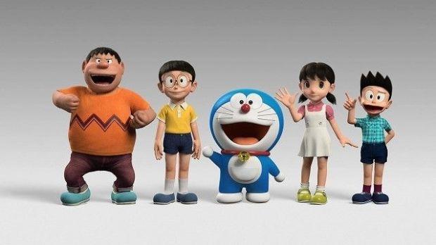 Doraemon dkk