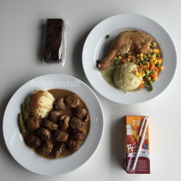 makanan di IKEA