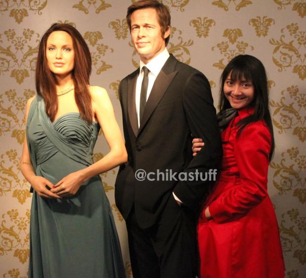 Tante Jolie dan Om Pitt