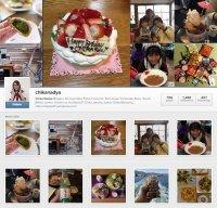 instagram chika