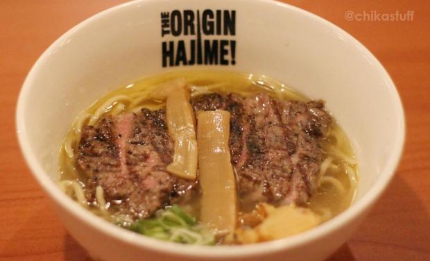 Beef Ramen Hajime