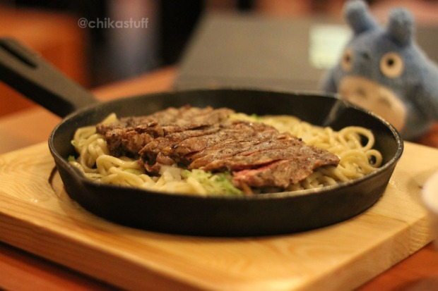 Hot Plate Beef
