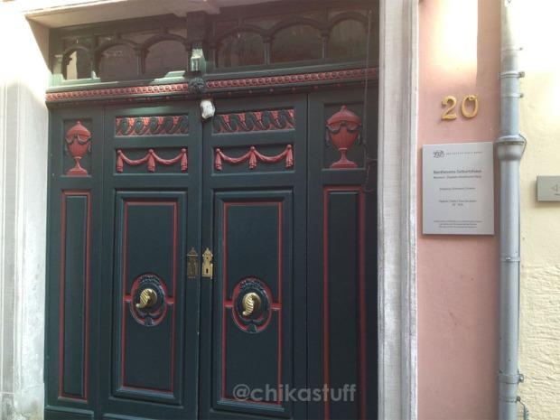 pintu beethoven