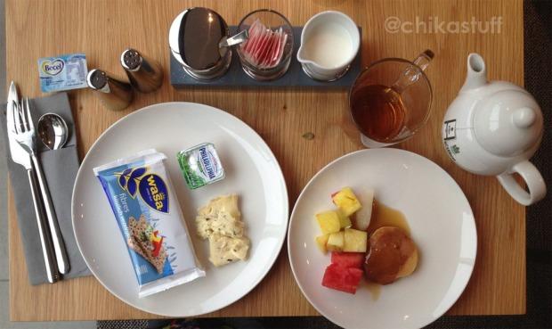sarapan 3