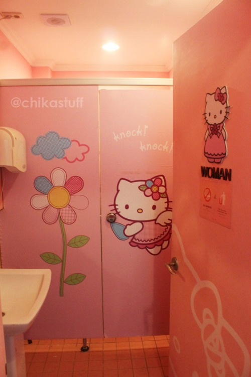 Mampir Ke Hello Kitty Cafe Di Seoul Ck Stuff
