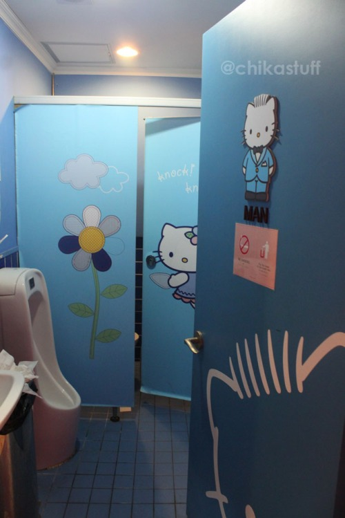 Mampir Ke Hello Kitty Cafe Di Seoul Ck Stuff