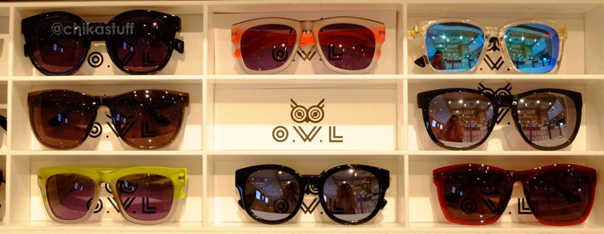 Tampil Kece Pakai Kacamata OWL – cK stuff 6c6a7727bf