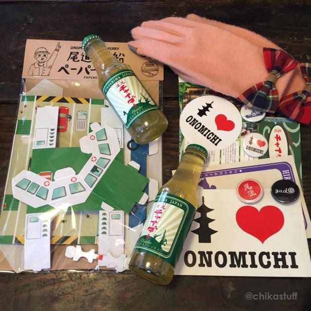 souvenir onomichi