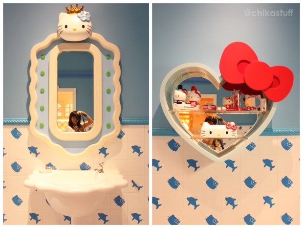hellokitty bathroom
