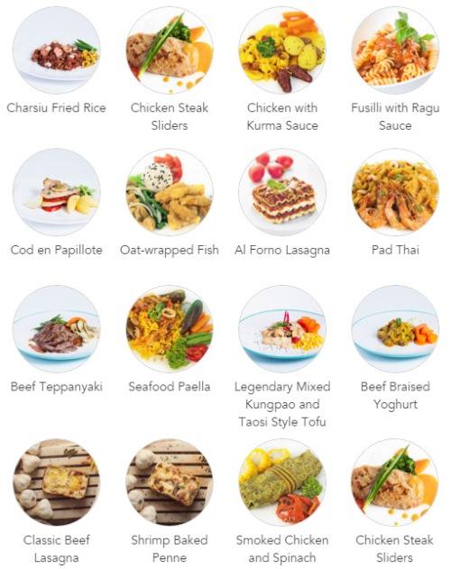menu gorrygourmet