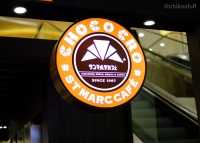 st marc cafe logo