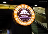 st marc cafe logo