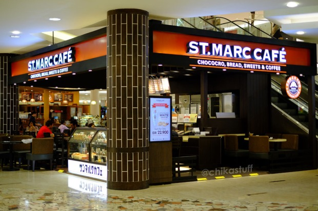 st marc cafe