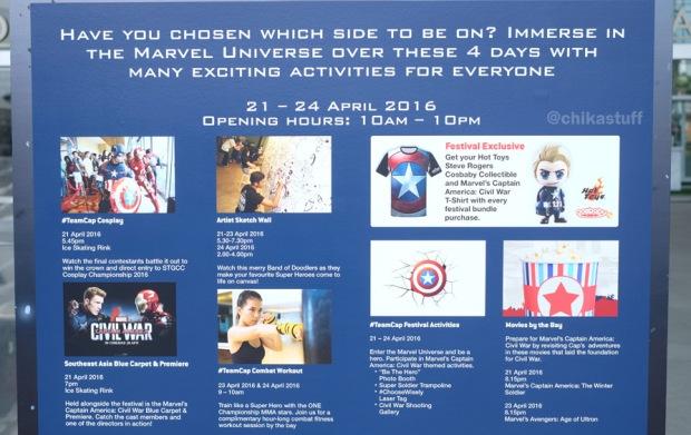 teamcap activities
