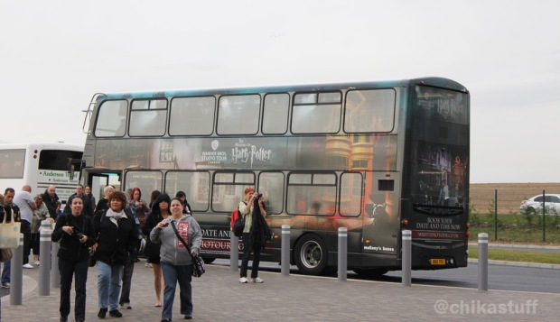 bus harry potter