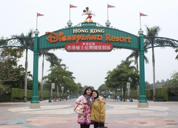 di HK Disneyland