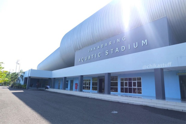 Jakabaring Aquatic Stadium