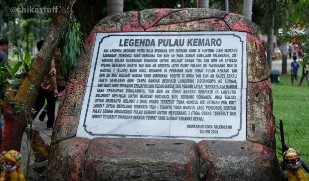 legenda pulau kemaro