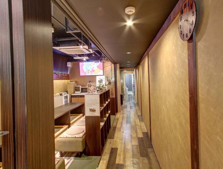 Review Hotel Kapsul Di Jepang Ck Stuff
